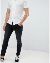 Wrangler - Larston Slim Tapered Jeans - Lyst