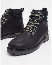 TOMS Ashland 2.0 - Chaussures imperméables style randonnée - Noir