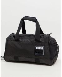 PUMA Training Bag - Black