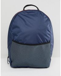 Weekday - Pluto Utility Pocket Backpack - Lyst