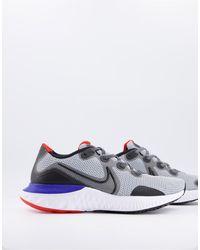 Nike Renew Run Sneakers - Grey