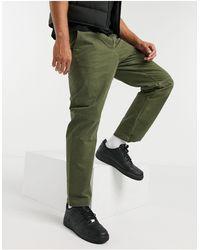 Raeburn Pantalones color oliva - Verde