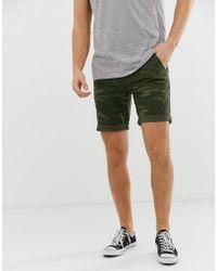 Blend Chino Shorts - Natural