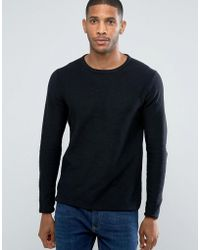 Only & Sons - Knitted Jumper - Lyst
