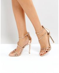 Office - Harness Heeled Sandals - Lyst