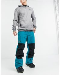 Planks Easy Rider - Pantalon - Bleu