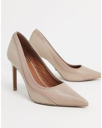 Reiss Maddy Pointed Heels - Multicolour