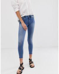 ONLY Royal Regular Skinny Jeans - Blue