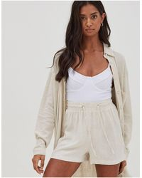 4th & Reckless Lucia Short Co-ord - Multicolour