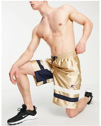 Tommy Hilfiger Sport 11 Inch Blocked Shorts - Multicolour