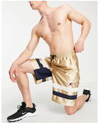 """Tommy Hilfiger Sport - Pantaloncini a blocchi da 11"""" - Multicolore"""