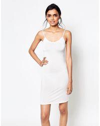 Ganni - Monmartre Slip Dress - Lyst