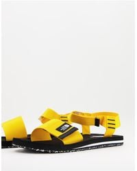 The North Face Skeena Sandals - Yellow