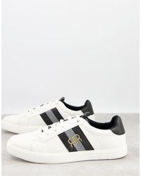 River Island Sneaker In White