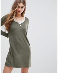 Abercrombie & Fitch | Cosy Dress | Lyst