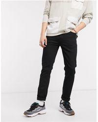 ASOS Super Skinny Jeans - Black