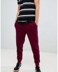 88ea7a07a474 Polo Ralph Lauren - Pantalon de jogging resserr aux chevilles en molleton  pais avec logo joueur