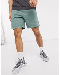 Nicce London Jersey Shorts - Blue