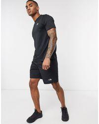 The North Face Pantalones cortos 24/7 en negro