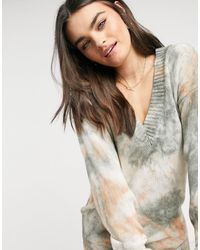 Skylar Rose Maglione comodo - Multicolore