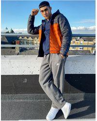 Columbia Оранжевая Куртка С Капюшоном Powder Lite-оранжевый - Синий