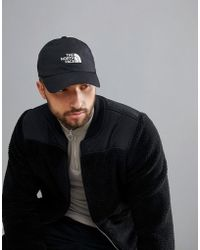 The North Face - Horizon Baseball Cap In Black - Lyst