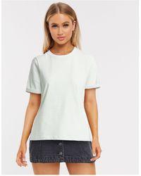 Pieces Crew Neck T-shirt - Multicolour