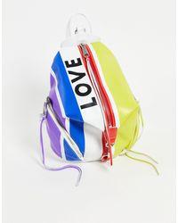 Rebecca Minkoff Sac à dos Love - Multicolore