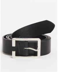 ASOS Slim Belt - Black