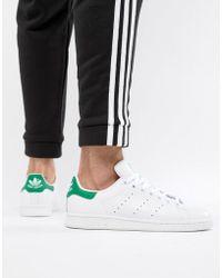 c9ddd85c778 Adidas Originals Stan Smith Boost Primeknit Sneakers In White Bb0013 ...
