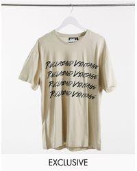 Reclaimed (vintage) - Inspired Unisex Multi Logo T-shirt - Lyst