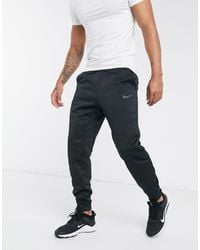 Nike Therma Tapered joggers - Black