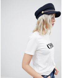 ASOS - Baker Boy With Chain - Lyst