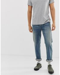 ASOS Original Fit Jeans - Blue
