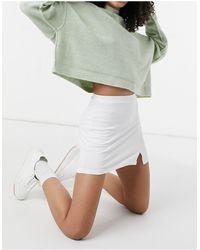 ASOS Tennis Skort - White