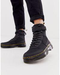 Dr. Martens - Черные Ботинки Combs Tech-черный - Lyst