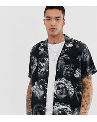 Heart & Dagger Рубашка С Принтом - Черный