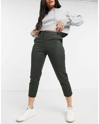Oasis Pantalones capri s - Verde