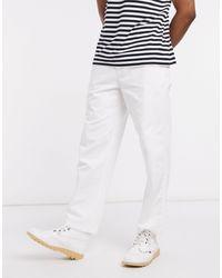 Obey Pantalones - Blanco