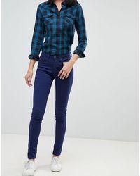 Blend She Bright Skinny Jeans - Blue