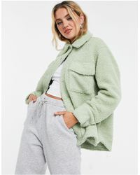 Monki Светло-зеленый Шакет Hazel-зеленый Цвет