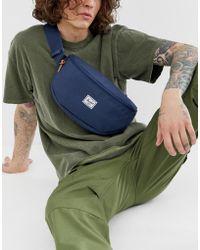 91c5e7a0b2d5 Lyst - Herschel Supply Co. Sixteen Bum Bag 5l In Camo in Green for Men