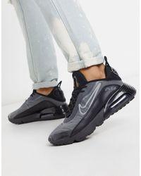 Nike Air Max - 2090 - Sneakers - Zwart
