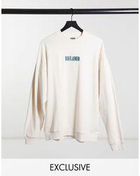 Reclaimed (vintage) - – Inspired – Sweatshirt - Lyst