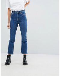 Weekday Kick Peralta Blue Jeans