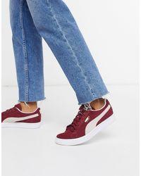 PUMA Suede Classic+ - Sneakers - Meerkleurig