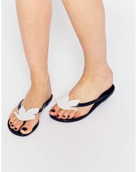 Mel by Melissa - Pilly Bird Thongs - Lyst