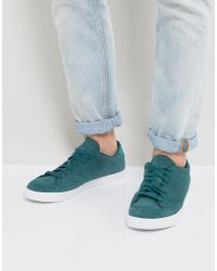 Nike - All Court 2 Low Trainers In Green 875785-300 - Lyst