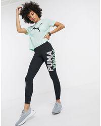 PUMA Modern Sports - Legging - Groen