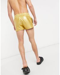 ASOS Swim Trunks - Yellow